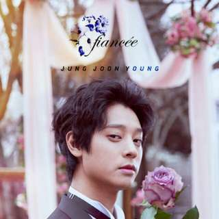 [PREORDER] Jung Joon Young - Fiancee (2nd Single Album)