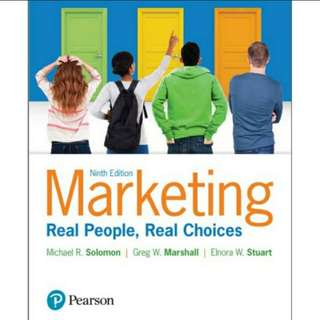 Marketing: Real People, Real Choices, 9th Edition eBook