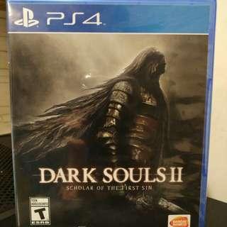 新版 PS4 黑暗靈魂2 原罪哲人 Dark Souls 2