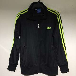 Adidas Jacket (Large in size but Small in actual)