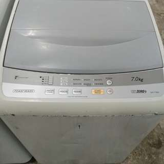 Washing Machine Automatically#Mesin Basuh