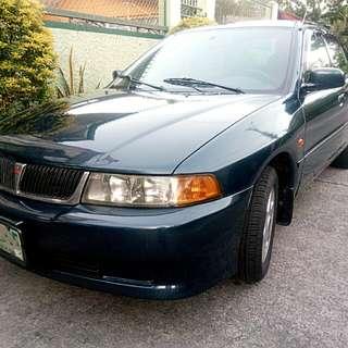 Mitsubishi Lancer 2001 model