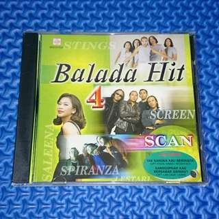 🆒 VA - Balada Hit 4 [2000] Audio CD