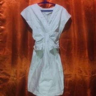 Ribbon Fit Dress
