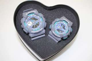 ⌚ Gshock COUPLE