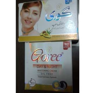 Original Goree Soap & Cream from Pakistan