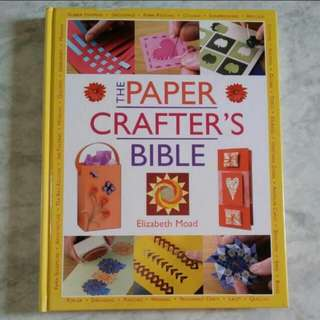 (Reduced Price) Paper Crafter's Bible