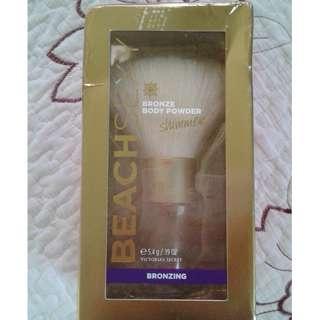 Victoria Secret shimmer bronzing powder