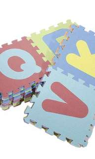 ABC Foam Puzzle Mat