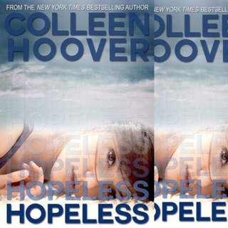 Hopeless (Hopeless, #1) by Colleen Hoover