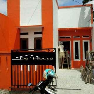 Rumah minimalis Murah di villa gading harapan dekat stasiun