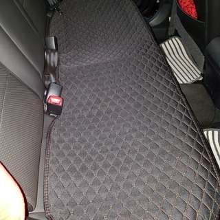 Car seat cushion protector