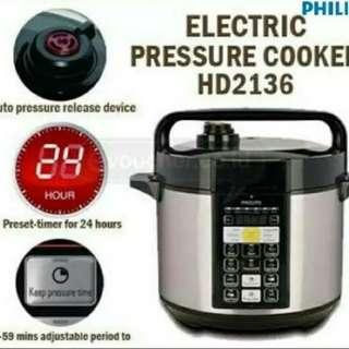 Philips Electronic Pressure Cooker HD2136