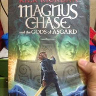 Magnum Chase and the Gods of Asgar