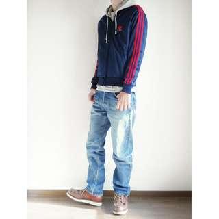 30腰 Levis 501xx Vintage 古著 自然色落 經典直筒 牛仔褲 老褲 二手 復古 長褲 潮流