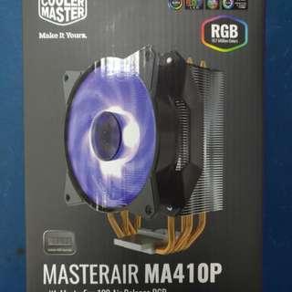 cpu 散熱器 空冷 酷碼 CoolMaster MA410P