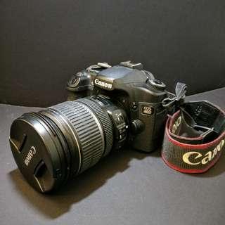 超質感單眼Canon40D