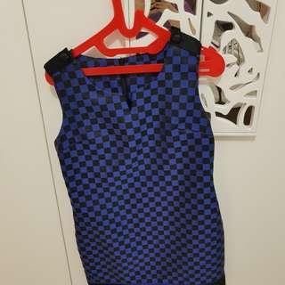 DRESS ETOILE DELFAS