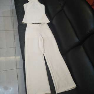 White 2pc for events