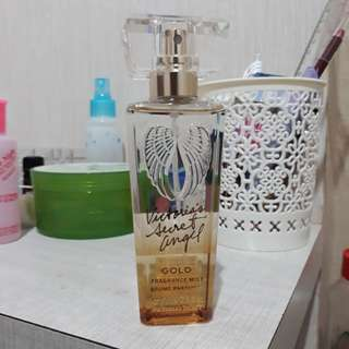 Victoria Secret Gold Fragrance Mist