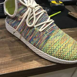 "Adidas Pharrell Williams HU ""multicolor""  UK7/US7.5"