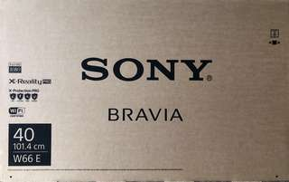 """TV Sony (New!) Full HD 40"""" Smart TV for sale with promo price $588!!"""