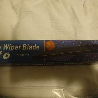 Wind screen wiper replacement 19 inch