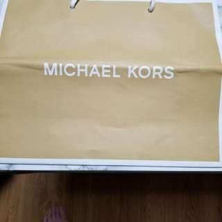 Michael kors 紙袋