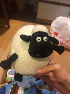 笑笑羊娃娃