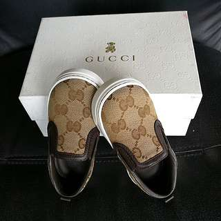 ORIGINAL CLASSIC BABY GUCCI SHOES