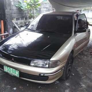 1995 Mitsubishi Lancer Glxi