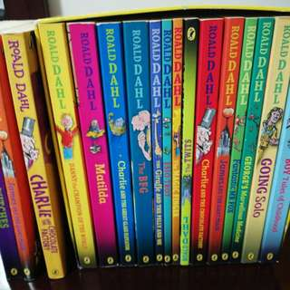 Roald Dahl $6 for each