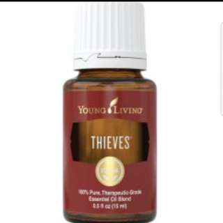Thieves Young Living Essential Oil 15ml