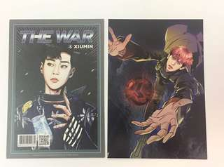 EXO The War Official pc