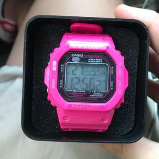 G-shock waterproof (pink)