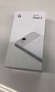 Google Pixel 2 *Brand New Sealed*