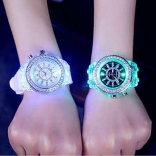 Amusing LED Wrist Watch
