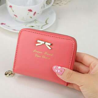Forever friend wallet (watermelon red/ black)
