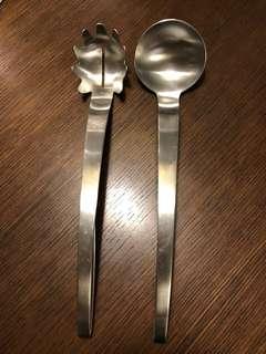 德國雙人湯勺 麵勺 (不分售)