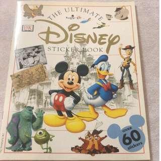 Disney Sticker Book