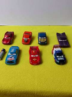 Disney Cars Die Cast