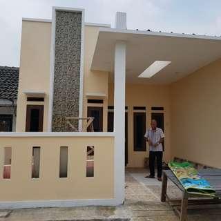 Minimalis Rumah modern siap renovasi atau indent