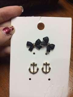 H&M Earrings (Anting)