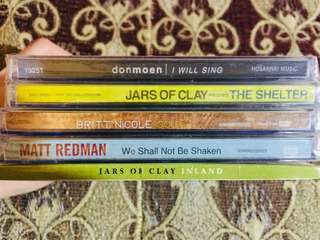 *Repriced* Take ALL! CD/VCD Bundle Sealed