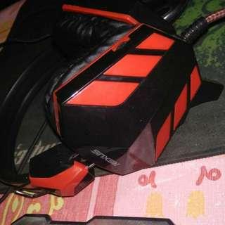 Headset Rexus