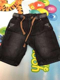 Miki boy shorts