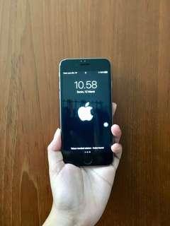 Iphone 6s 16gb spesial mulus grey