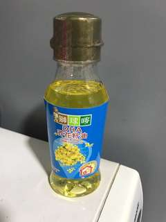 獅球嘜 DHA 芥花籽油 lion & globe dha canola oil 150ml