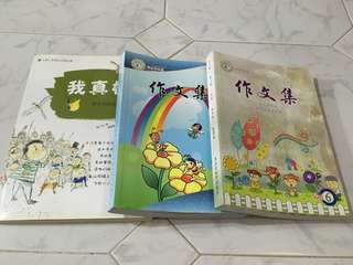 Secondary Level Chinese Books