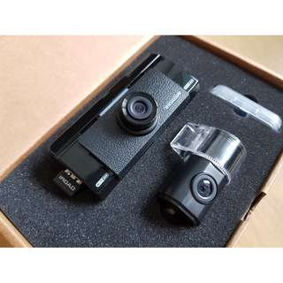 IROAD V9s1 Front / Rear both Full HD 1080p with WIFI Car DVR Video Camera Dashcam 2 Channel for Sale